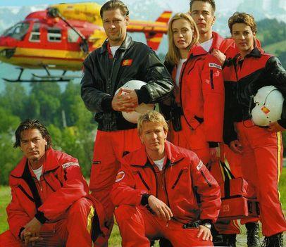 Medicopter 117 szereplők