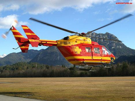 Medicopter BK-117
