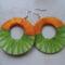 Narancssárga-zöld füli