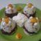Mazsolás kakaós tejbegríz (búzadara)