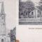 A Katolikus templom és iskola 1926-ban