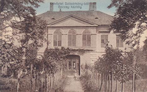 Bozzay kastély 1892-ben