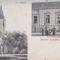 Evangélikus templom és lelkészlak 1927-ben