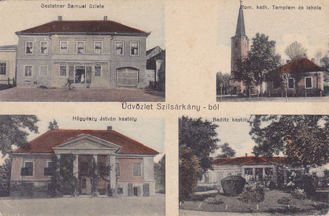 Képeslap feladva 1924. nov. 19