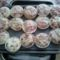 sonkás sajtos muffin