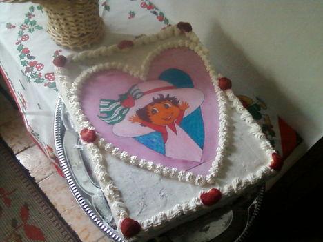 Eperke torta