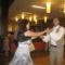 A vőfély táncol