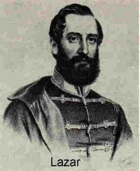 arad, aradi vértanúk, szabadságharc, 1848 8 Lázár Vilmos