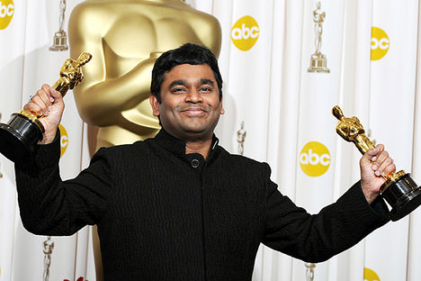 Legjobb filmzene - A.R. Rahman