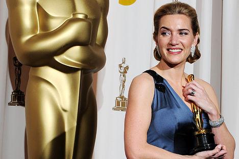 Oscar 2009 - Legjobb női főszereplő Kate Winslet