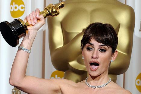 Oscar 2009 - Legjobb női mellékszereplő Penélope Cruz