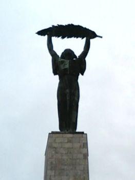 szabadság szobor