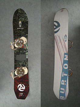 Burton 1992-93