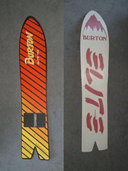 Burton elite 1986-87