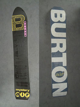 Burton Mystery air 1988-89