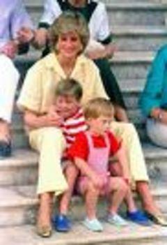 Diana és a gyerekek