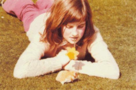 Diana Spencer és a hörcsög