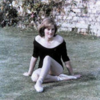 Lady Diana balettozik