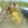 Óriás harcsák az Ili folyó deltájából