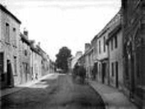 régi londoni utca