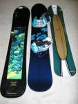 Salomon snowboardok