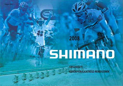 shimano katalogus 2008