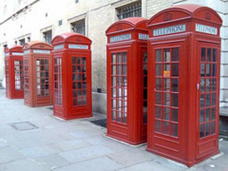 telefonfülkék