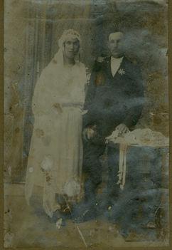 Pacher Arnold esküvő