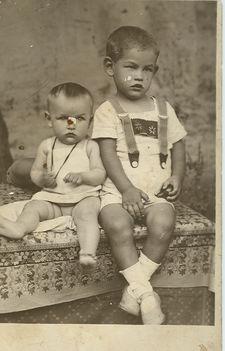 Pacher Lajos és Tibor