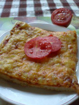 pizza egyszerűen