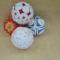papirból készült labdák papir-disszel