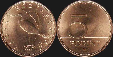 5 forintos