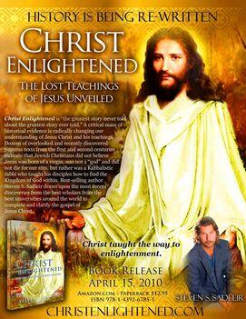 Enlightened Jesus book