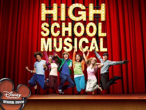 high school musical 1 poszter