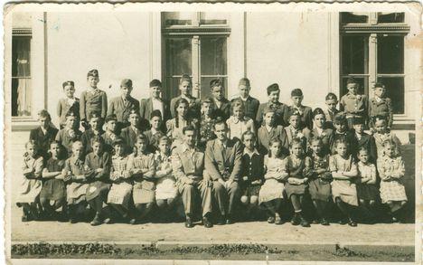 Iskolai kép