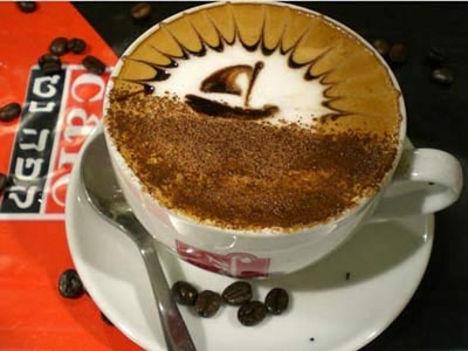 kávé hajó