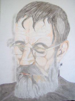 Mezei István grafikus és festőművész emlékére készült