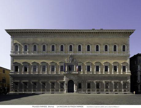 Palazzo_Farnese homlokzat