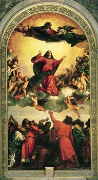 Szűz Mária mennybevétele (Nagyboldogasszony)