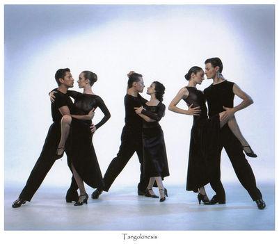 tánc, tangó, táncművészet 2 Tangósok