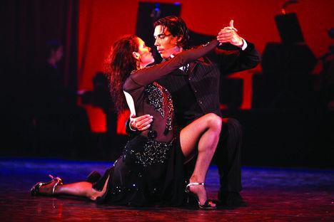 tánc, tangó, táncművészet 3 Tűz és tangó