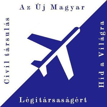 a Civil Társulás az Új Magyar Légitársaságért