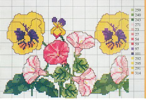 virág minták 9