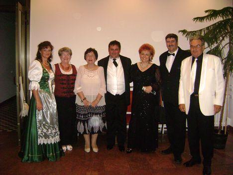 Magyar Dal Napja Hajdúnánás, 2012.09.09.