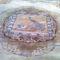 Antik szignós tiszta selyem kézi csomózású szőnyeg