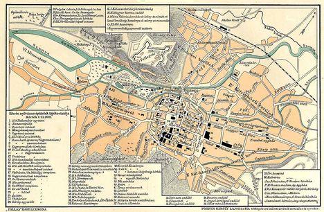 térkép kolozsvár