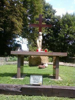 A Budaszentlőrinci Pálos kolostornál 12