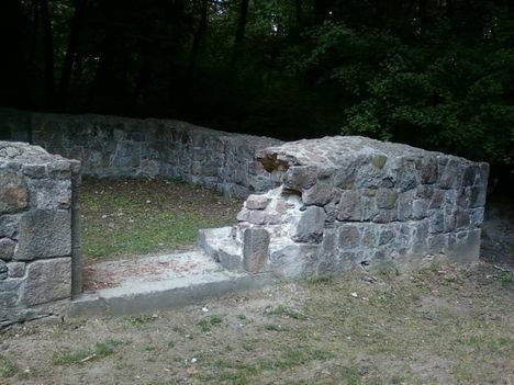 A Budaszentlőrinci Pálos kolostornál 6