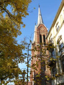 Belvárosi Római Katolikus Templom Békéscsaba 14