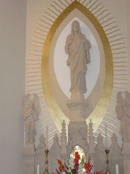 Belvárosi Római Katolikus Templom Békéscsaba 8